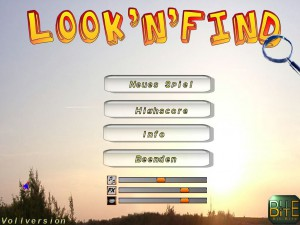 Look'n'Find Screenshots